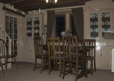 Dining Room at Holly Cottage