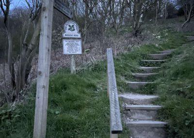National Trust, Boggle Hole