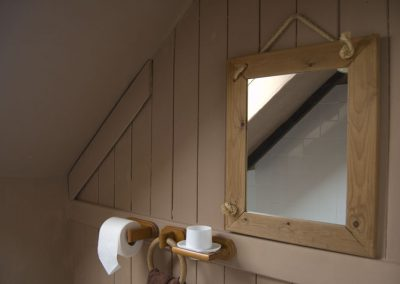 Holly Cottage house bathroom